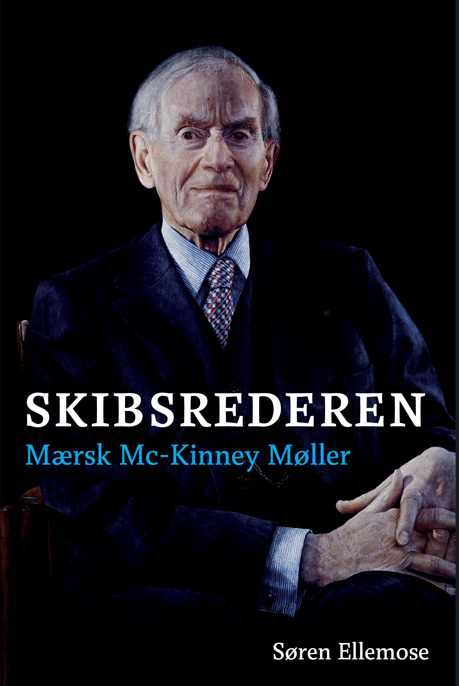 Skibsrederen – årets bog om Mærsk