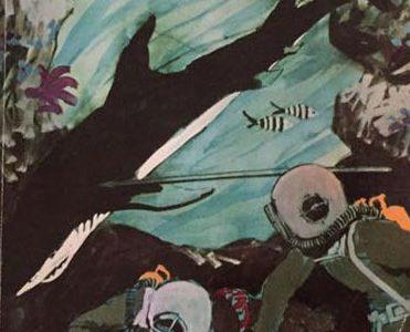 En verdensomsejling under havet med Jules Verne