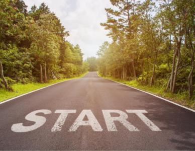 Start med begyndelsen