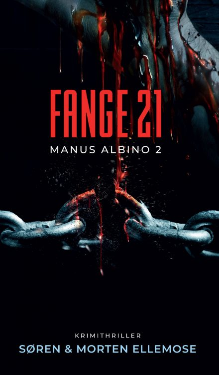 fange 21 manus albino