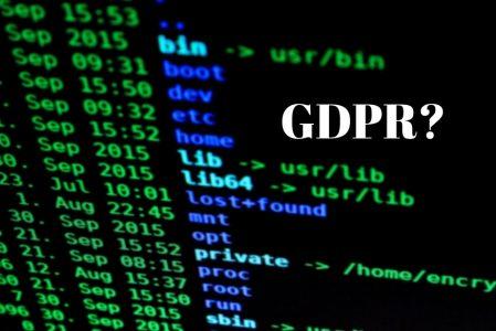 Hvad betyder GDPR for vores kunder?