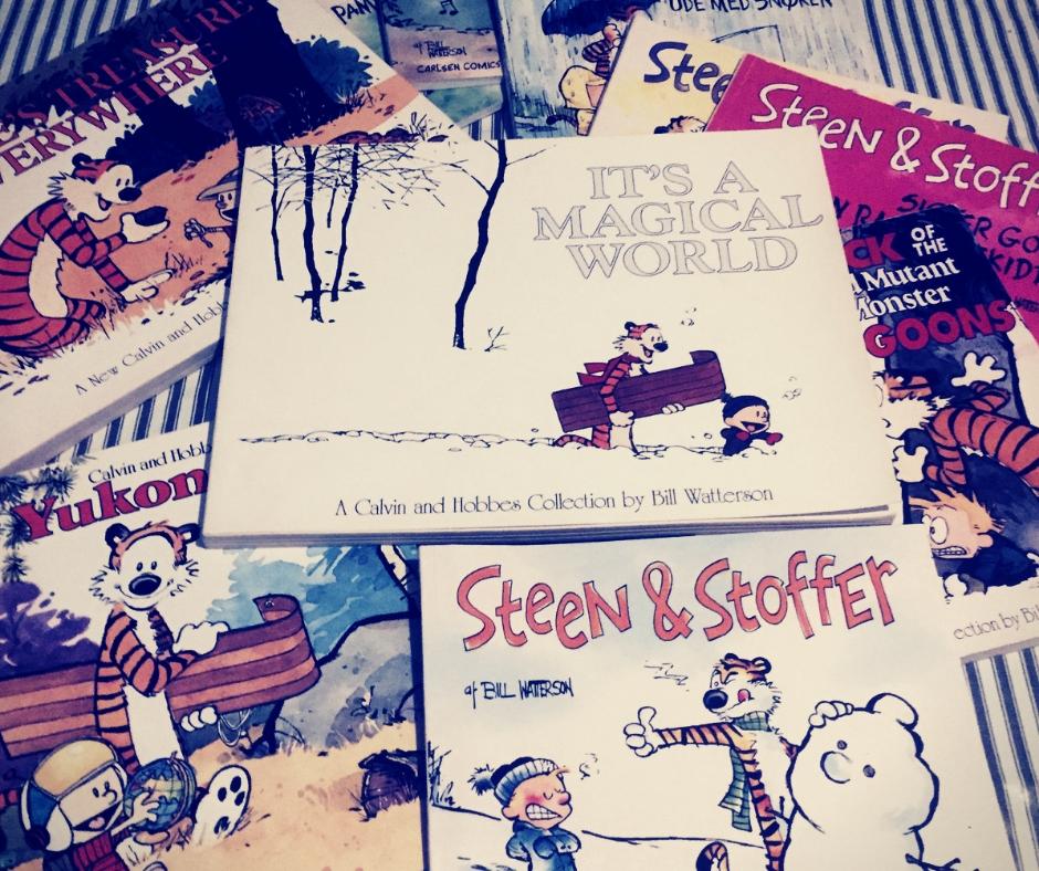 Vil elsker Steen og Stoffer
