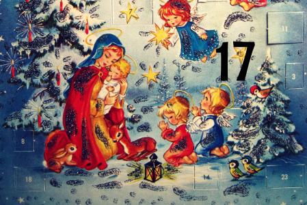 Kalenderlågen 17. december