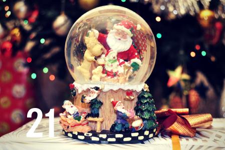 Kalenderlågen 21. december