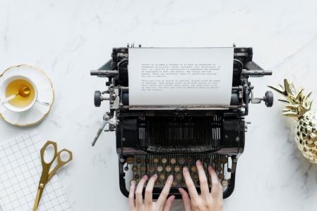 Send dit manuskript til Forlaget Forfatterskabet