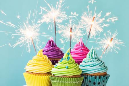 Forlaget fejrer fødselsdag