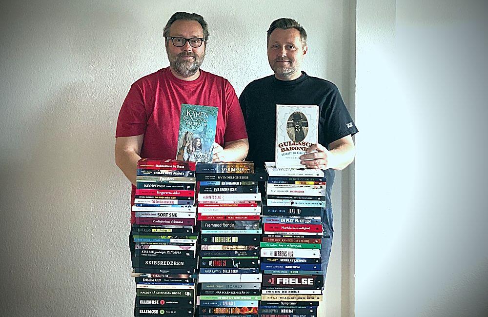 100 tiler hos Forlaget Forfatterskabet