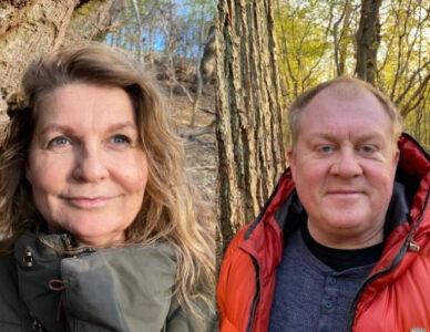 Claus Øien Ingemann og Helle Marianne Rasmussen