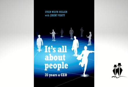 It's all about people – 35 years a CEO